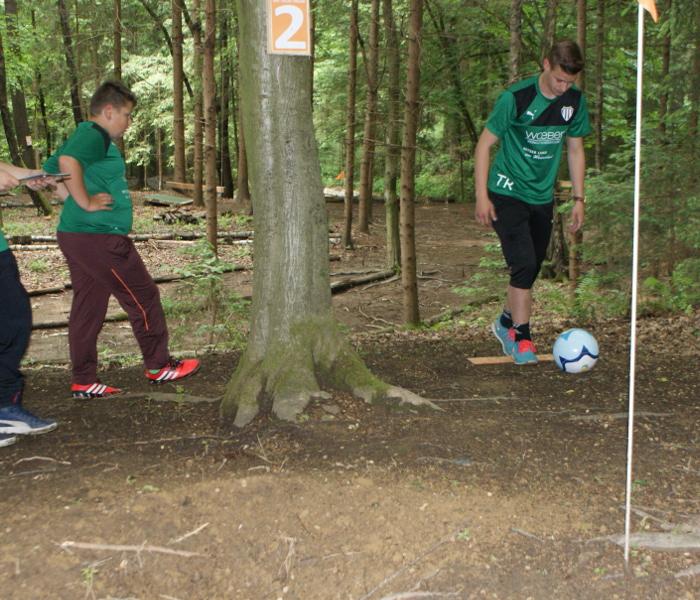 Wald Soccer Golf - ohne Einschränkungen